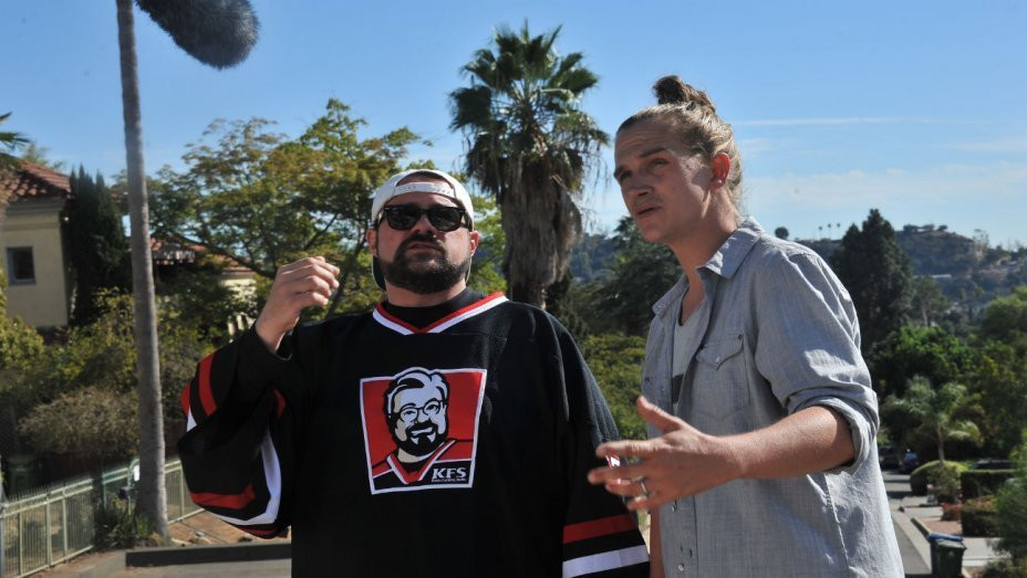 Madness in the Method Cinedigm Cannes Jason Mewes Kevin Smith