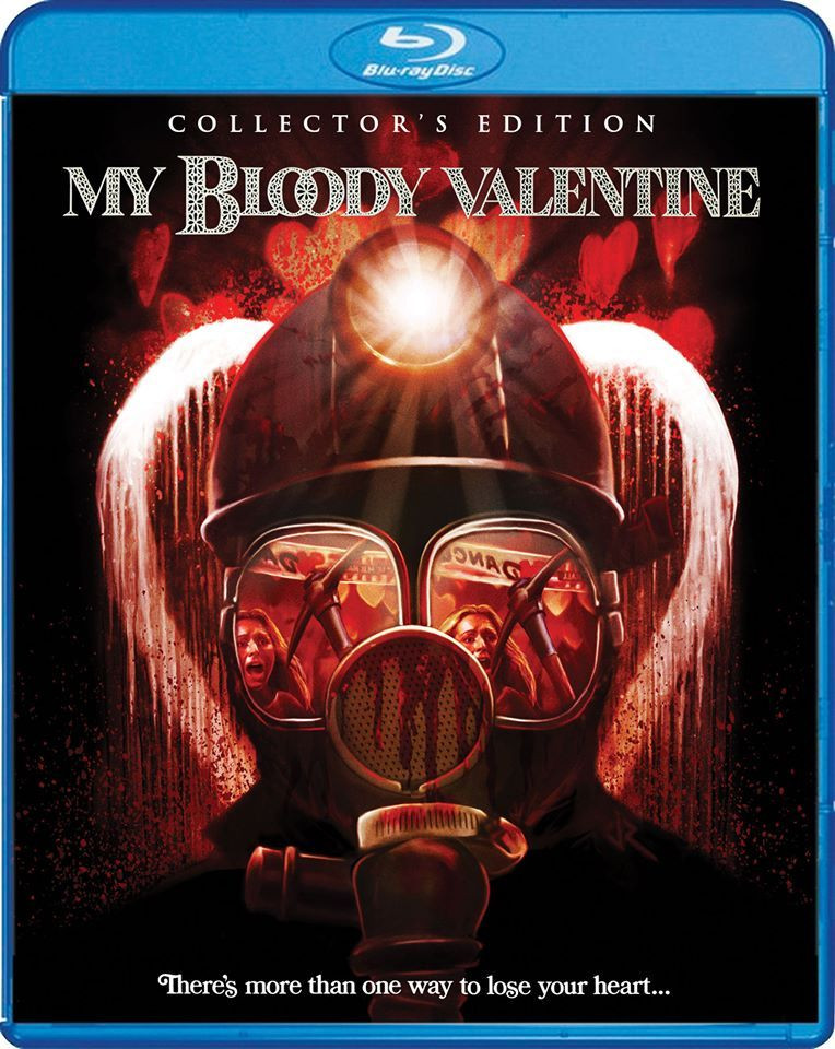 My Bloody Valentine Scream Factory Collector's Edition Blu-ray