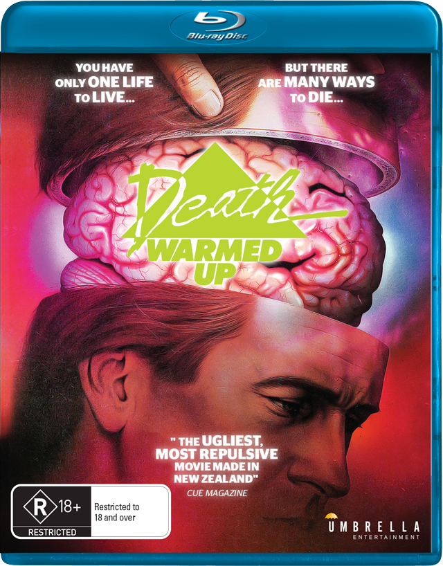 Death Warmed Up Blu-ray Review Umbrella Entertainment