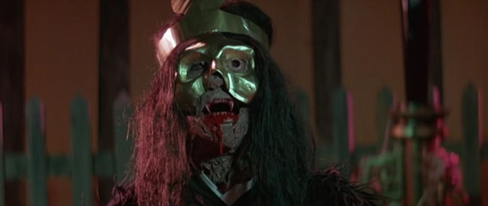 The Legend of the 7 Golden Vampires Scream Factory Blu-ray