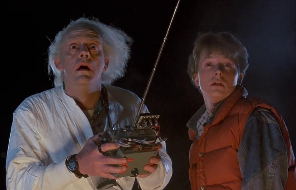 Back to the Future 4K Ultra HD 35th Anniversary