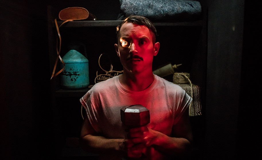 Come To Daddy Trailer Elijah Wood