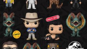 'Jurassic Park' POP! Vinyl Figures To Celebrate The Film's 25th Anniversary