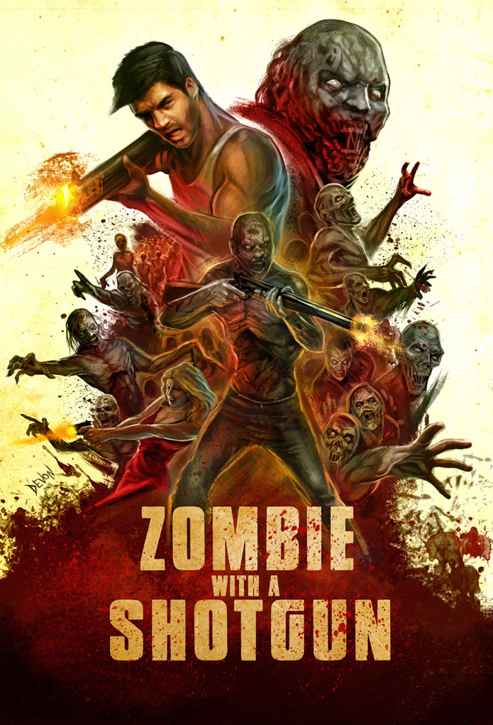 Zombie with a Shotgun DVD Indiegogo