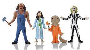 "Victor Crowley, Beetlejuice, Regan And Sam Join NECA's ""Toony Terrors"" Line"