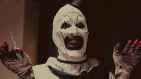 Official 'Terrifier' Art The Clown Mask And Costume Now Available For Pre-Order