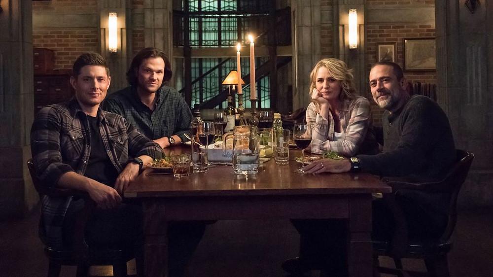 Supernatural Season 14 Blu-ray DVD