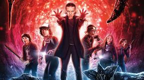 Universal's 'Stranger Things' Halloween Horror Nights Art Teases New Mazes