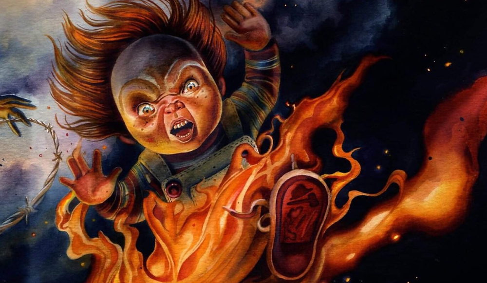 Jérémy Pailler Fallen Angels Horror Genesis