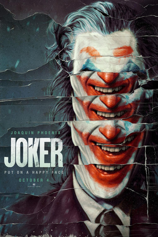 Todd Phillips Joker Poster