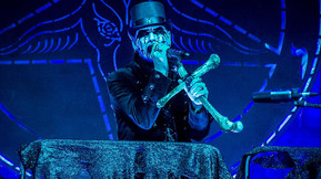 "King Diamond Releases New Single ""Masquerade Of Madness"""