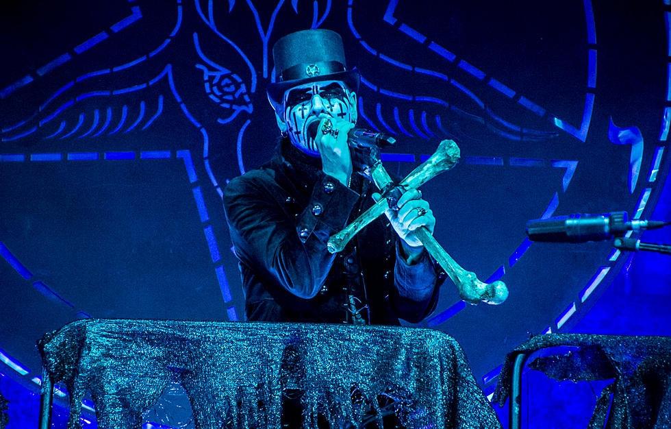 King Diamond New Single Masquerade Of Madness