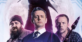 [Trailer] Simon Pegg And Nick Frost Are Back Together In The New Horror-Comedy 'Slaughterhouse R