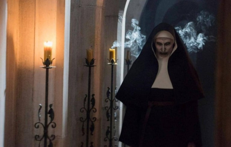 The Nun Sequel Akela Cooper