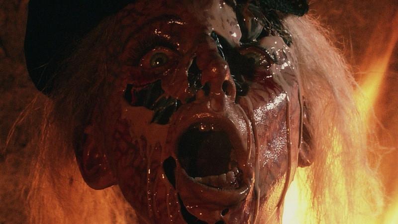 Wax Mask Killer Crocodile Severin Films
