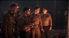"""Five Soldiers Face 'Ghosts of War' in """"Butterfly Effect' Director's Supernatural Horror Film"""