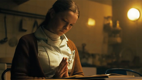 A24's Religious Horror 'Saint Maud' Now Releasing in Theaters This July