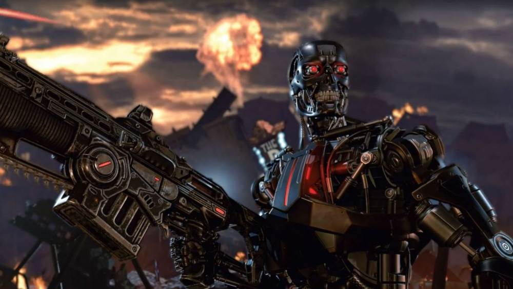 Gears of War 5 E3 2019 Terminator