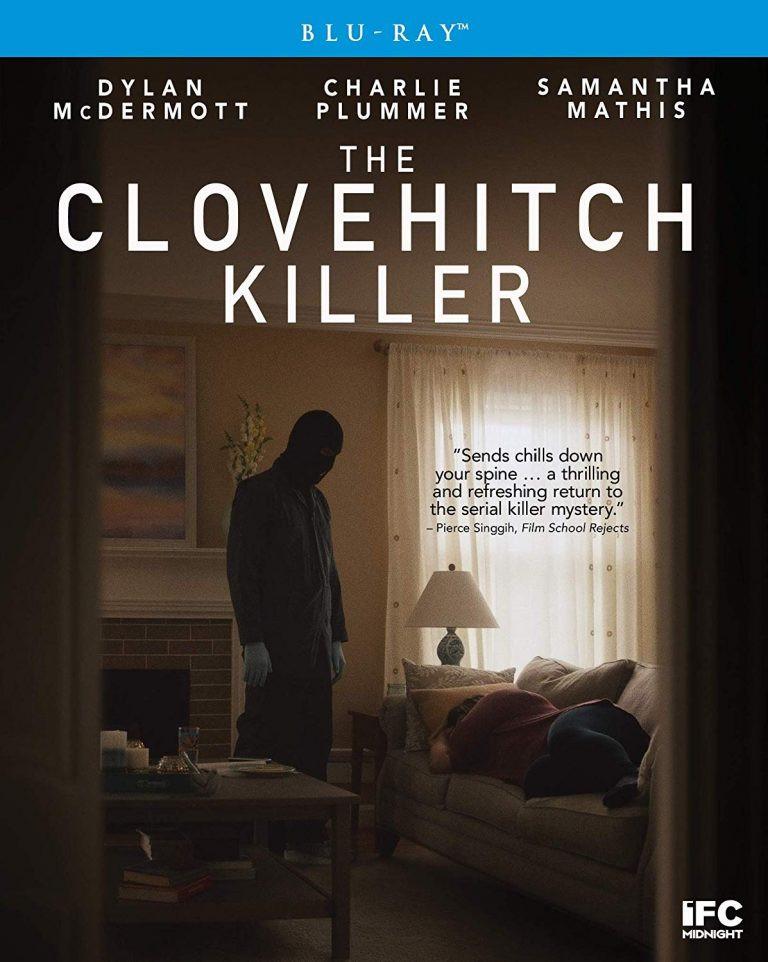 The Clovehitch Killer Scream Factory Blu-ray