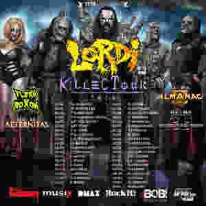 Lordi Killectour 2020