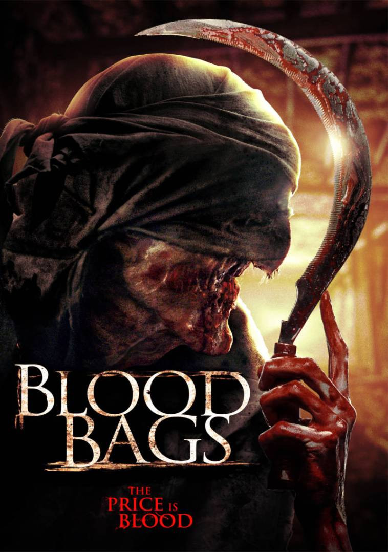 Blood Bags Poster Emiliano Ranzani