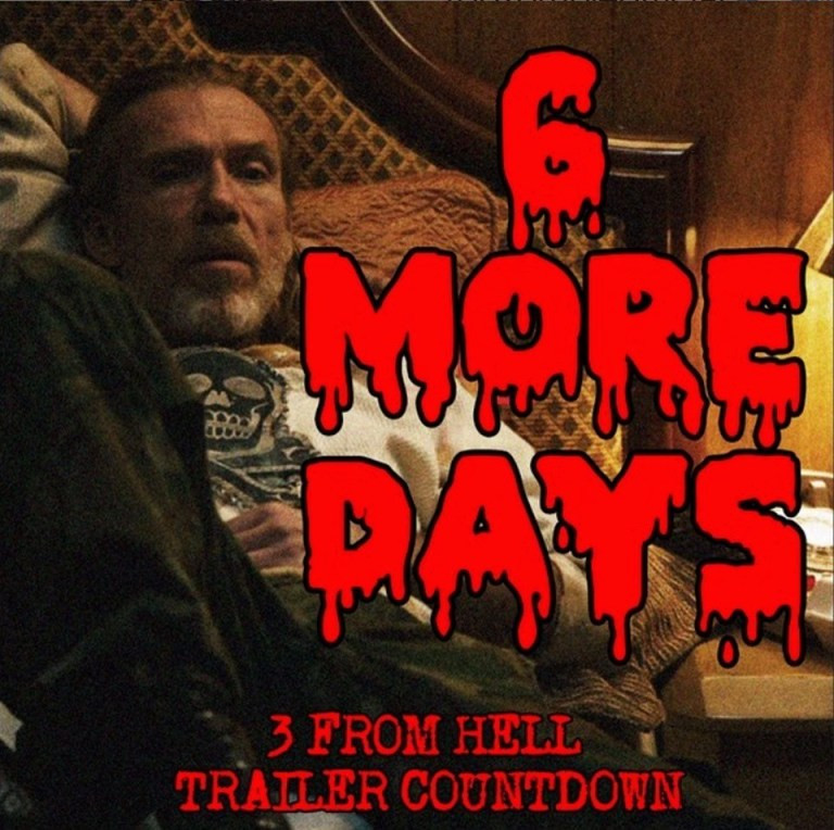 3 from Hell Trailer Next Week