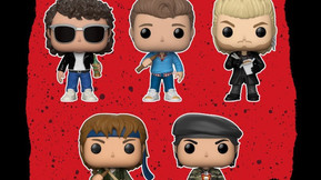 Garlic Won't Work On These 'The Lost Boys' Funko Pop! Figures