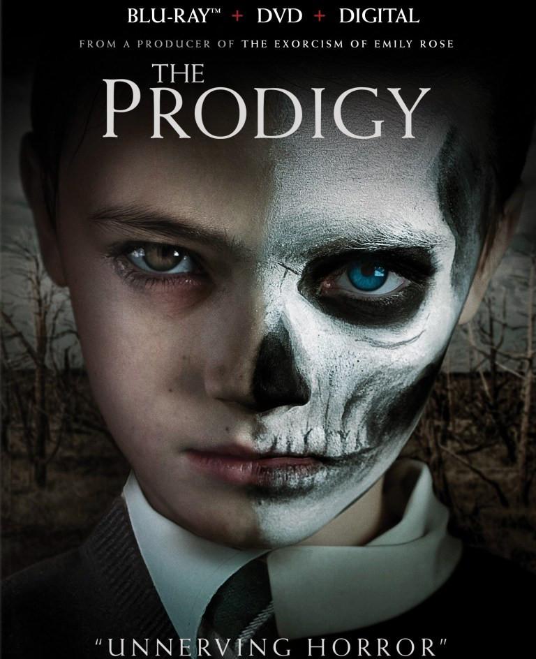 The Prodigy Nicholas McCarthy Blu-ray
