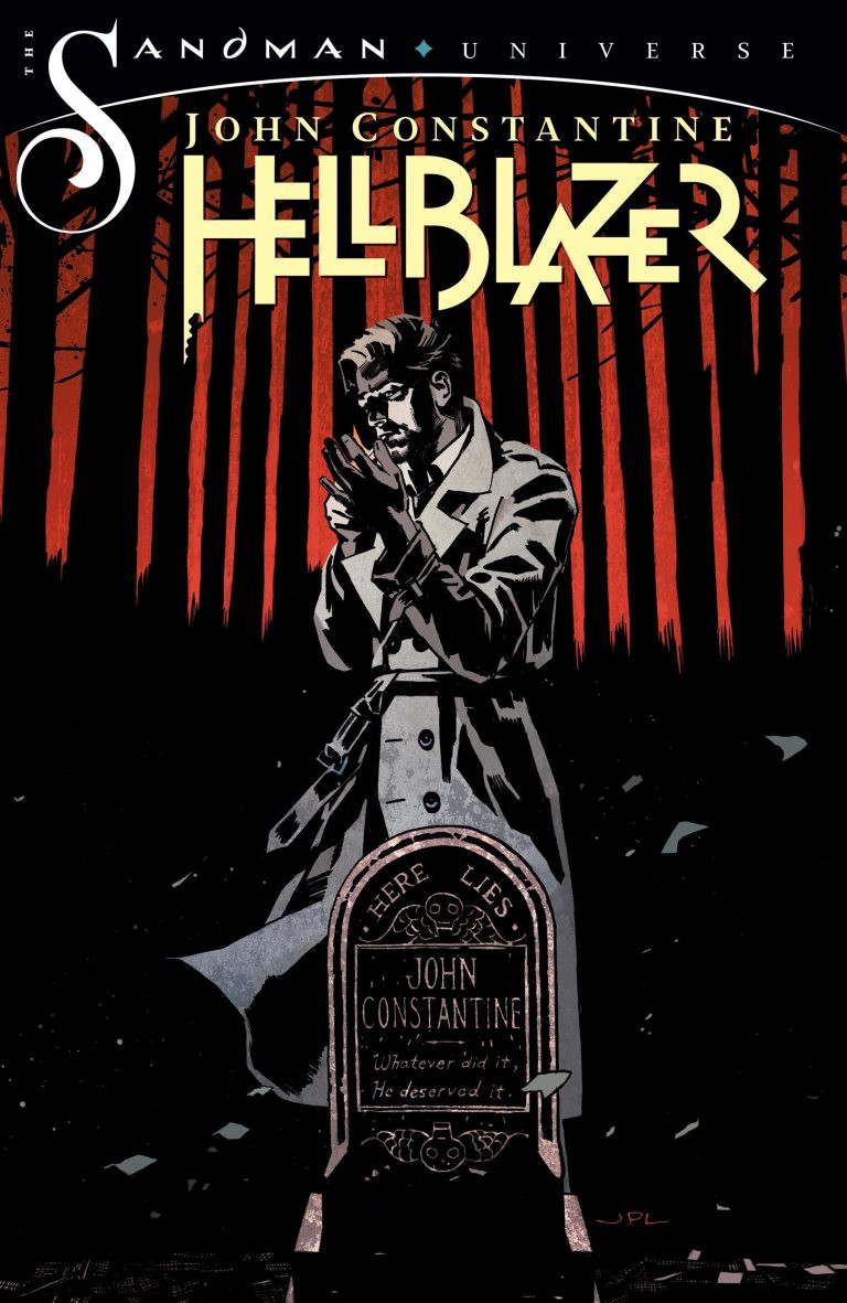 The Sandman Universe John Constantine, Hellblazer