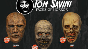 Tom Savini's 'Faces Of Horror' Zombie Masks Are Now Available For Pre-Order