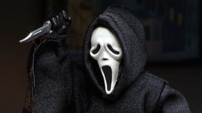 'Scream's Ghostface Returns To NECA's Clothed Action Figure Line