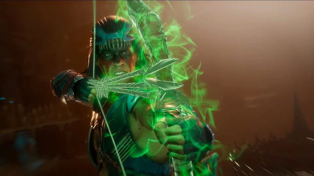 Nightwolf Gameplay Trailer Mortal Kombat 11
