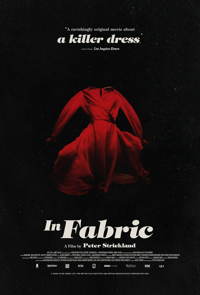 In Fabric Trailer A24