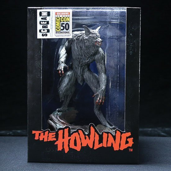 The Howling Statue Scream Factory SDCC 2019