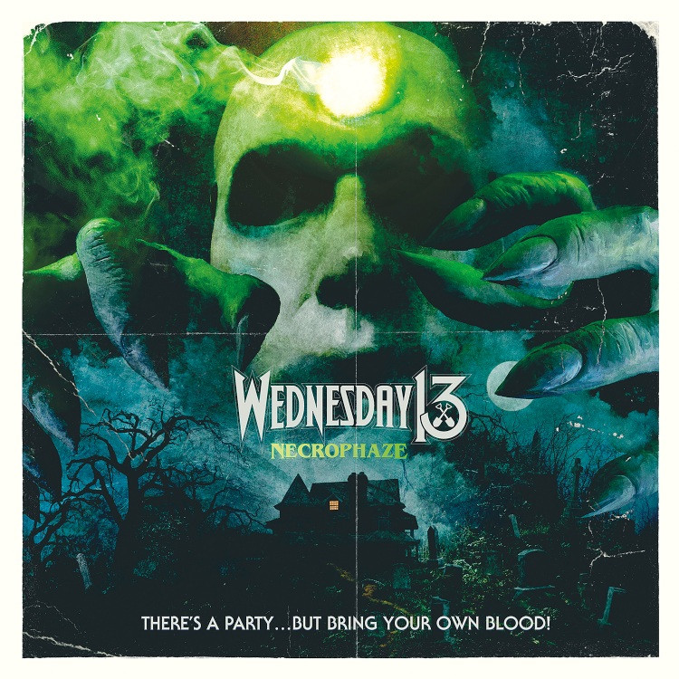 Wednesday 13 Necrophaze