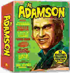 Al Adamson The Masterpiece Collection Severin Films
