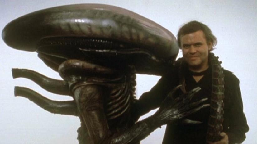 Memory: The Origins Of Alien H.R. Giger
