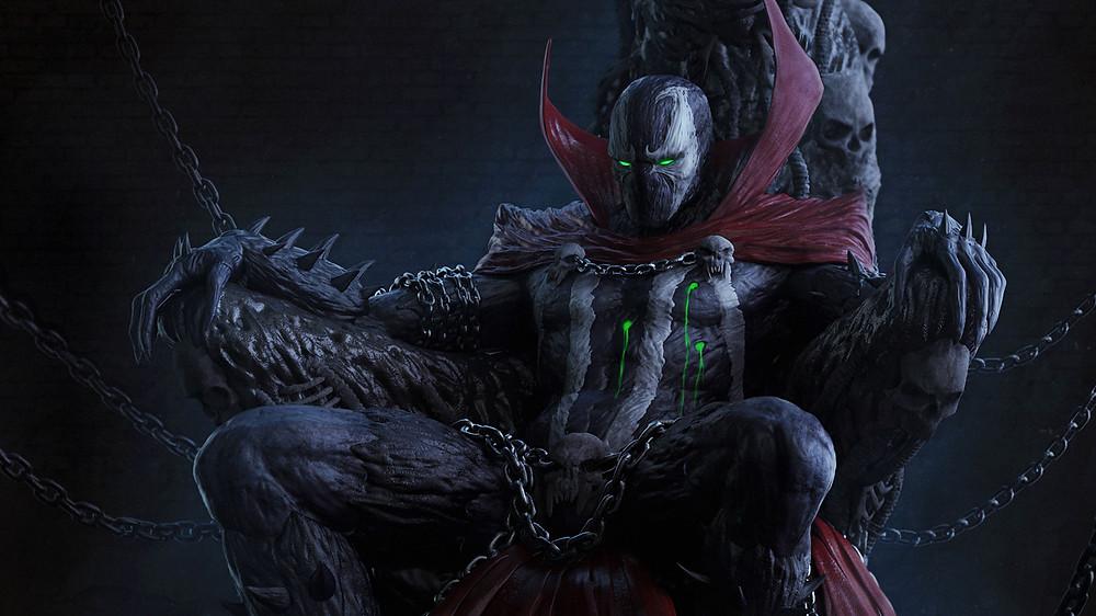 Spawn Mortal Kombat 11 Todd McFarlane