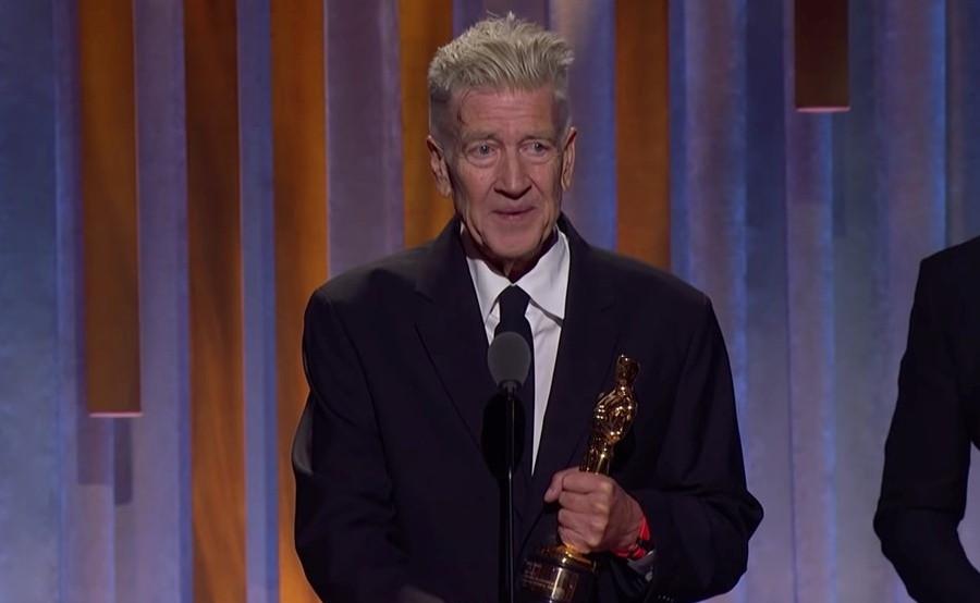 David Lynch Honorary Oscar