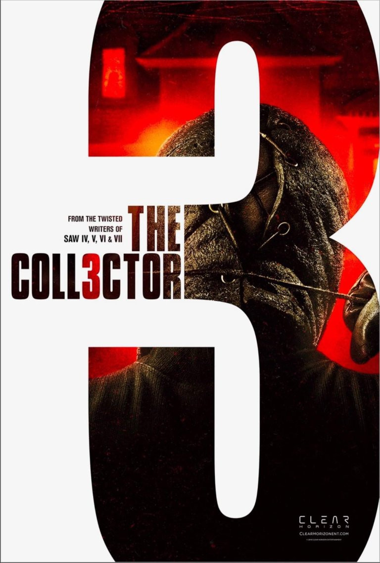 The Collector 3 Poster Revealed