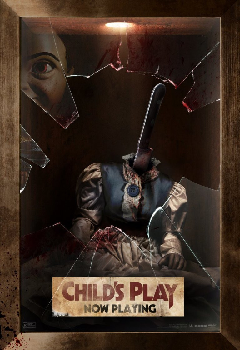 Child's Play Annabelle Comes Home Poster