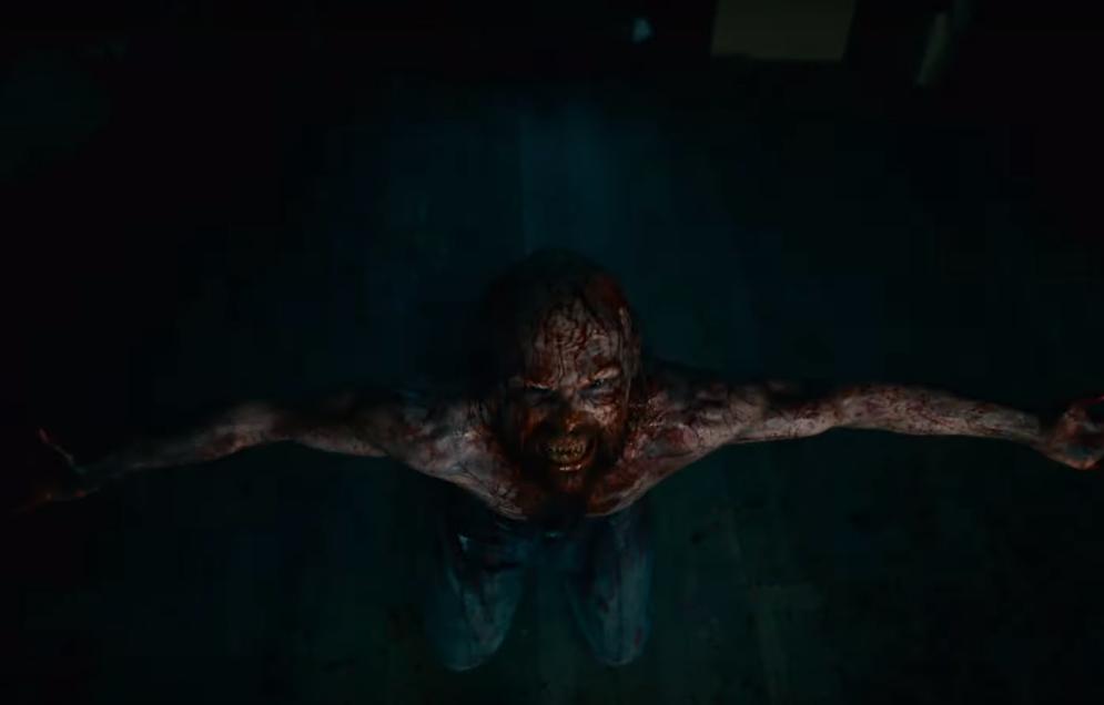 Antlers Trailer Guillermo Del Toro