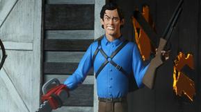 "Ash, Valak And Nosferatu Join NECA's ""Toony Terrors"" Toy Line"
