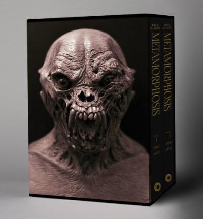 Rick Baker Metamorphosis Book Special Effects