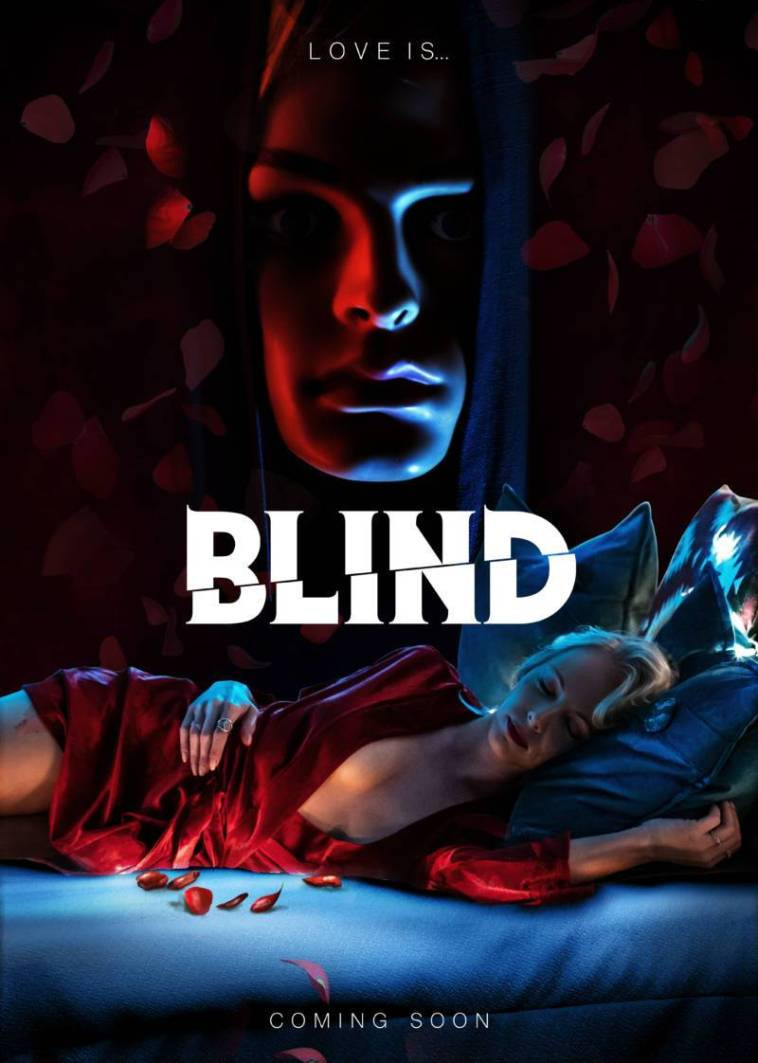 Marcel Walz Blind Poster