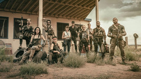 First Look At The Entire Cast Of Zack Snyder's Zombie Film 'Army Of The Dead'