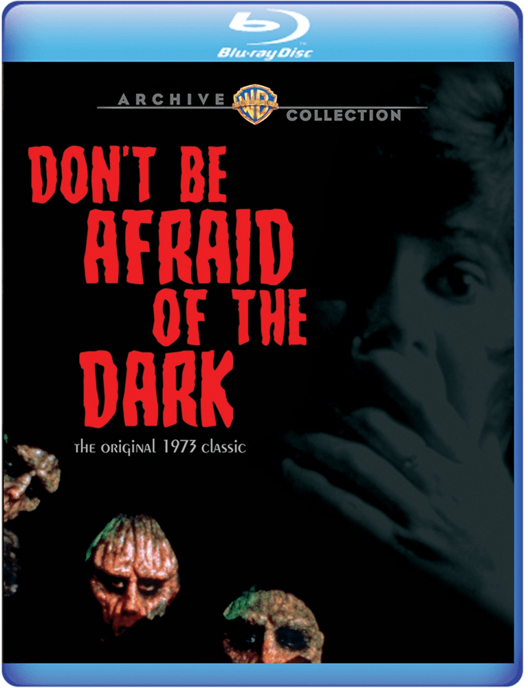 Don't Be Afraid of the Dark 1973 Blu-ray Warner Archive