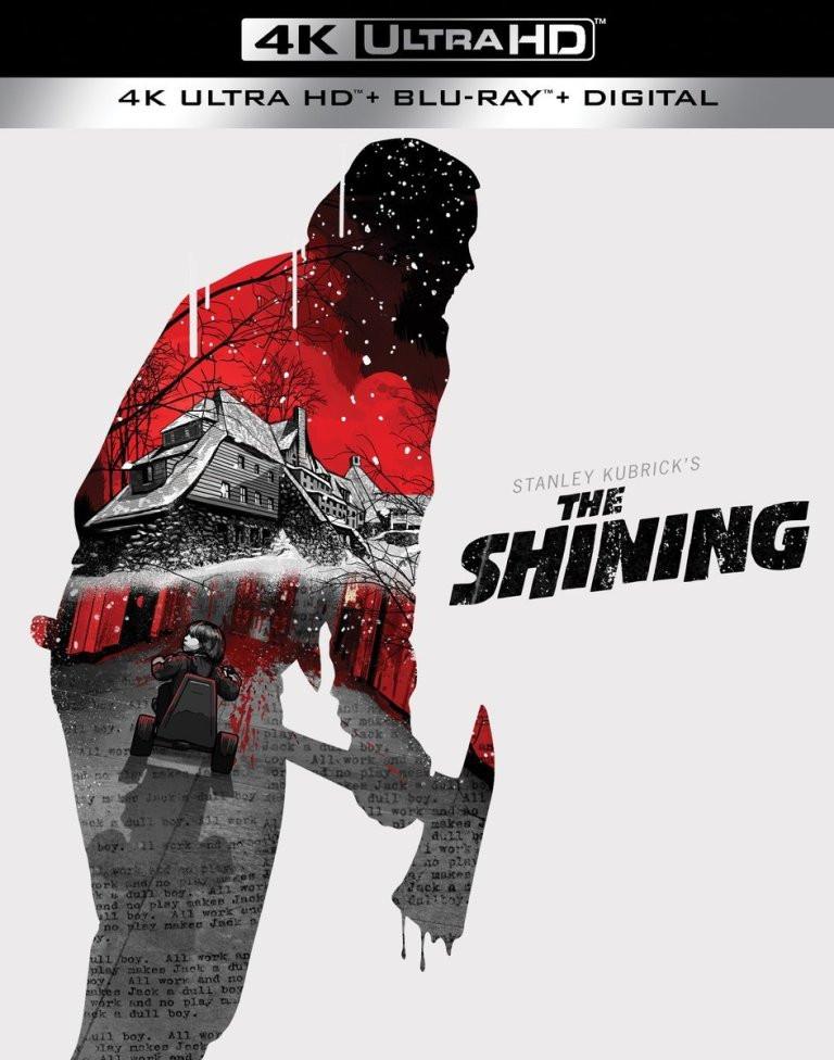 The Shining 4K Ultra HD Release