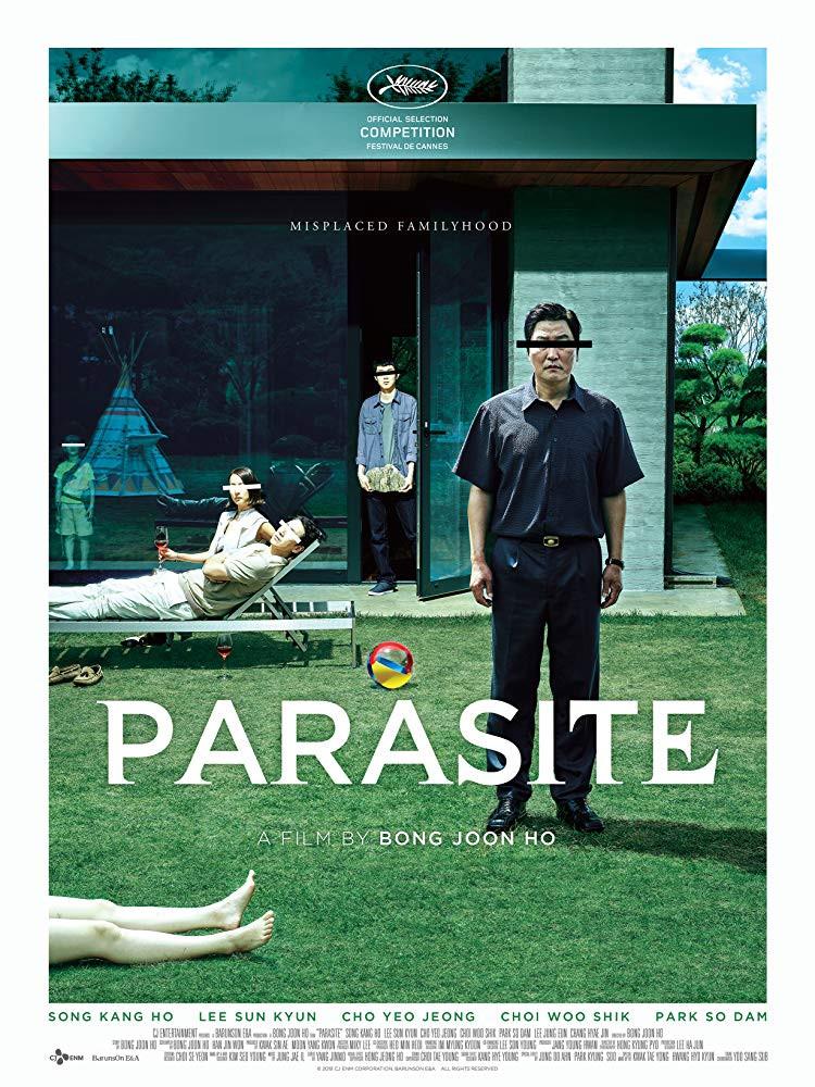 Bong Joon-ho Parasite October Release Date