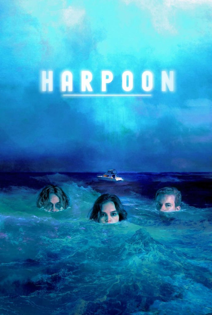 Harpoon Rob Grant Poster